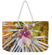 Yucca Dreaming Of Orchids Weekender Tote Bag