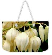 Yucca Flower Weekender Tote Bag