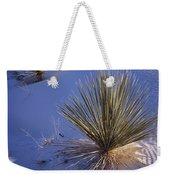 Yucca In Gypsum Sand Weekender Tote Bag