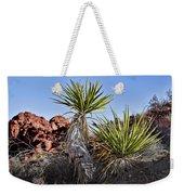 Yucca Pair Weekender Tote Bag