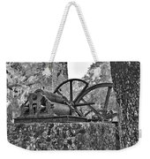 Yulee Sugar Mill Ruins Hrd Weekender Tote Bag