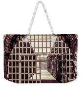 Yuma Territorial Prison Gate Weekender Tote Bag