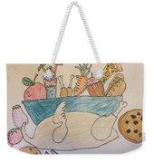Yummy Weekender Tote Bag