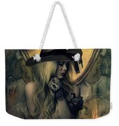 A Witch's Soul Does Never Die Weekender Tote Bag