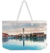 Zaante Town, Zakinthos Weekender Tote Bag