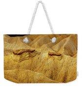 Zabriskie Point, Death Valley Weekender Tote Bag