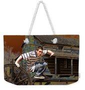 Zach  Weekender Tote Bag