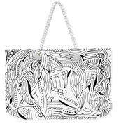 Zackary Weekender Tote Bag