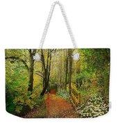 Zac's Fav Walk Weekender Tote Bag