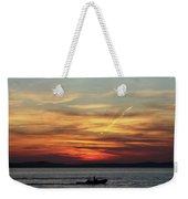 Zadar Sunset Weekender Tote Bag