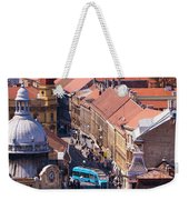 Zagreb Afternoon Weekender Tote Bag