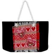 Zagreb Love Weekender Tote Bag
