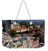 Zagreb Weekender Tote Bag