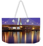 Zakim At Twilight II Weekender Tote Bag