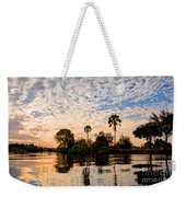 Zambezi Sunset Weekender Tote Bag