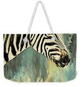 Zebra Abstracts Too Weekender Tote Bag