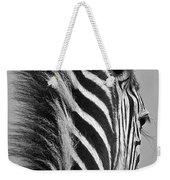 Zebra Baby Weekender Tote Bag