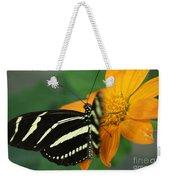 Zebra Wing Profile...   # Weekender Tote Bag