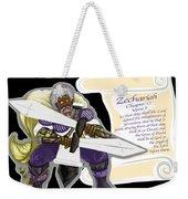 Zechariah 12 Vs.8 The Feeble As David Weekender Tote Bag