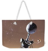 Zeiss Planetarium Projector Weekender Tote Bag