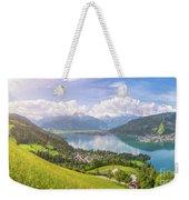 Zell Am See - Alpine Beauty Weekender Tote Bag