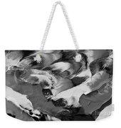 Zen Abstract Series N1015al Weekender Tote Bag