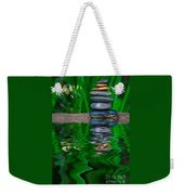 Zen Art And Reflections By Kaye Menner Weekender Tote Bag