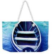 Zen Boat Weekender Tote Bag