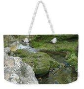 Zen Creek Rocky Scenery Weekender Tote Bag