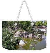 Zen Garden 3 Weekender Tote Bag