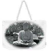 Zen Weekender Tote Bag by Michael Lucarelli