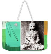 Zen Moments Weekender Tote Bag