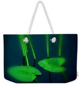 Zen Photography Green  Weekender Tote Bag