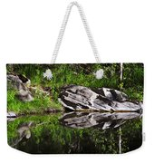 Zen Pool Weekender Tote Bag