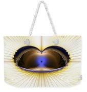 Zen Temple Weekender Tote Bag
