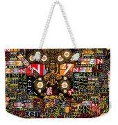 Zengine Weekender Tote Bag