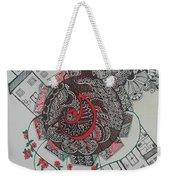 Zentangle Weekender Tote Bag