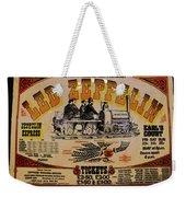 Zeppelin Express Weekender Tote Bag