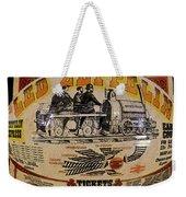 Zeppelin Express Work B Weekender Tote Bag by David Lee Thompson