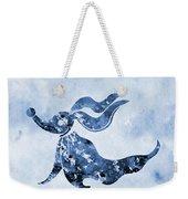 Zero-blue Weekender Tote Bag