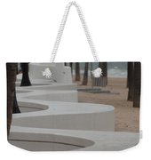 Zig Zag At The Beach Weekender Tote Bag