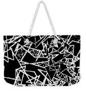 Zigzag Weekender Tote Bag