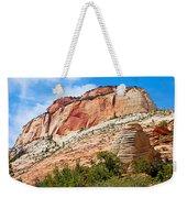 Zion Hike 1 View 2 Weekender Tote Bag