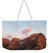 Zion Mountain #3 Weekender Tote Bag