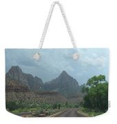 Zion National Park 1 Weekender Tote Bag