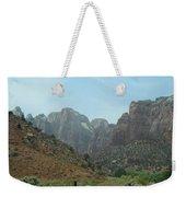Zion National Park 3 Weekender Tote Bag