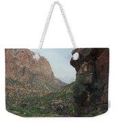 Zion National Park 4 Weekender Tote Bag