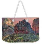 Zion National Park Sunset Weekender Tote Bag