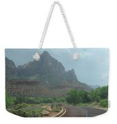 Zion National Part 2 Weekender Tote Bag