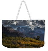 Zion-rock On Weekender Tote Bag